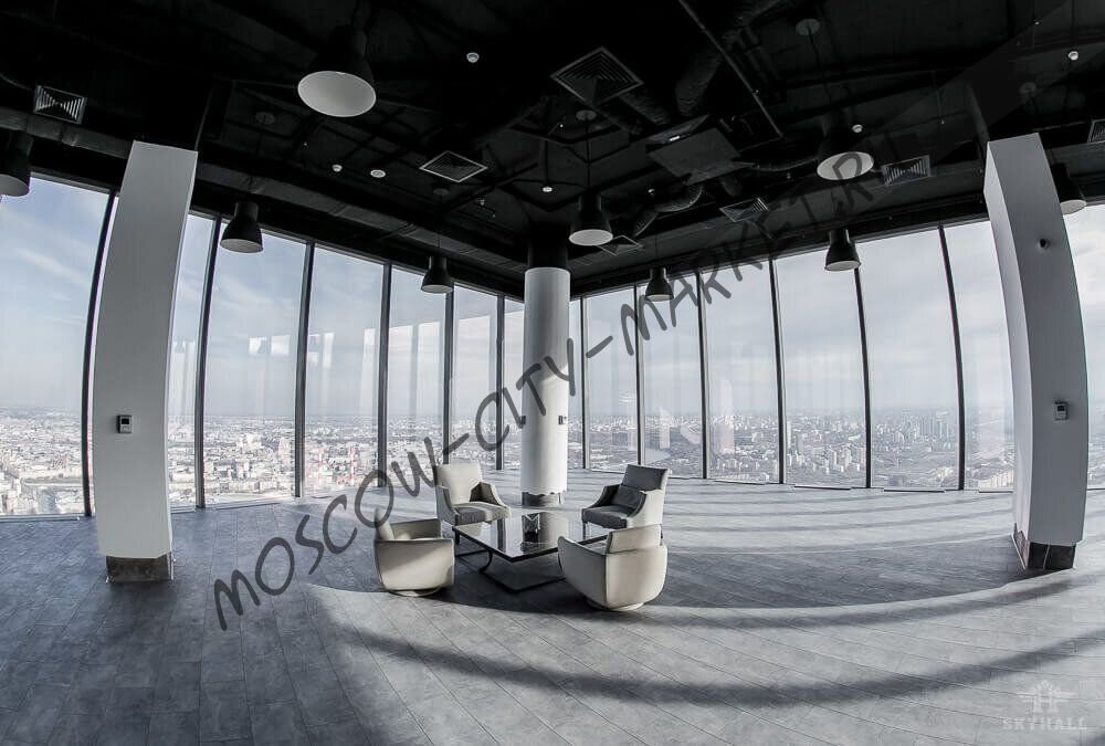 Конференц залы в Москва-Сити на самых высоких этажах