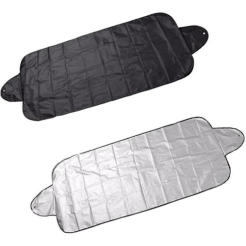Всепогодный чехол с присосками на лобовое стекло Winter Windshield Cover