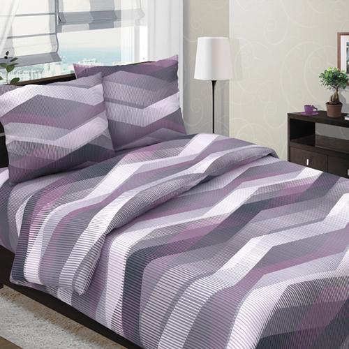 Оливер (фиолетовый) постельное белье бязь