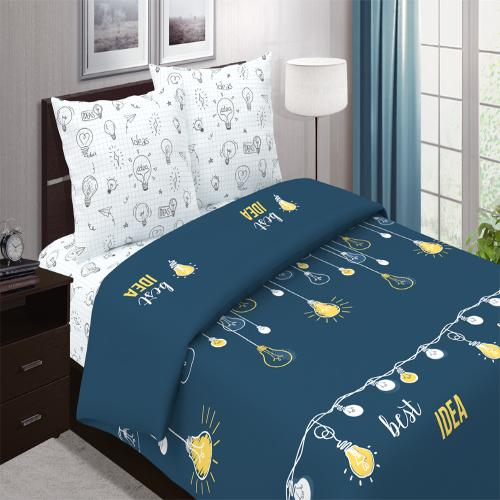 Люмен постельное белье поплин