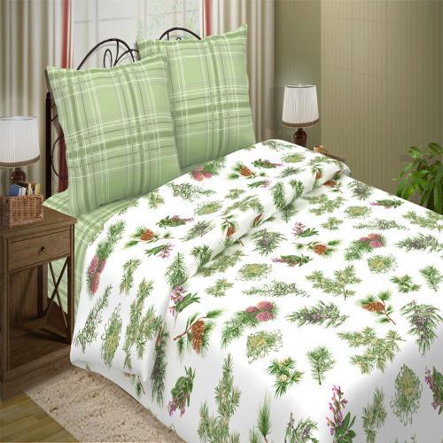 Таежная романтика постельное белье поплин