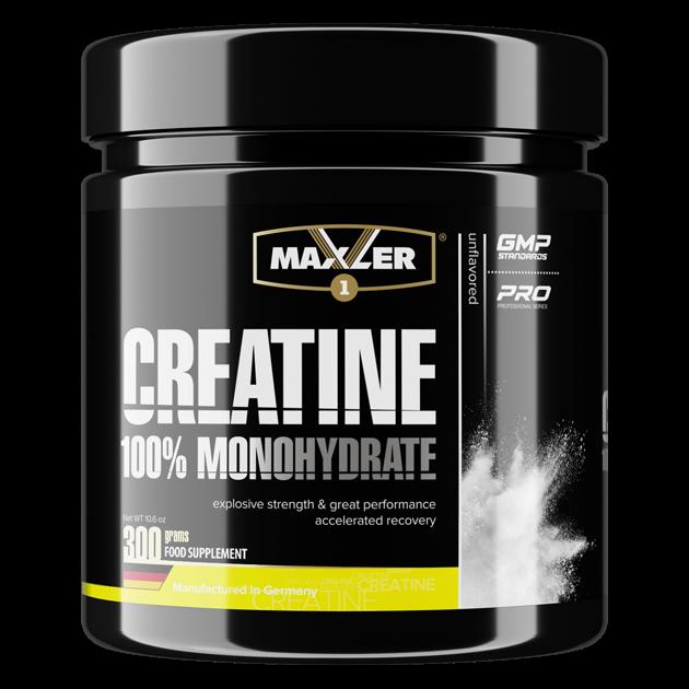 Maxler Creatine 300 гр. (can) NEW DESIGN