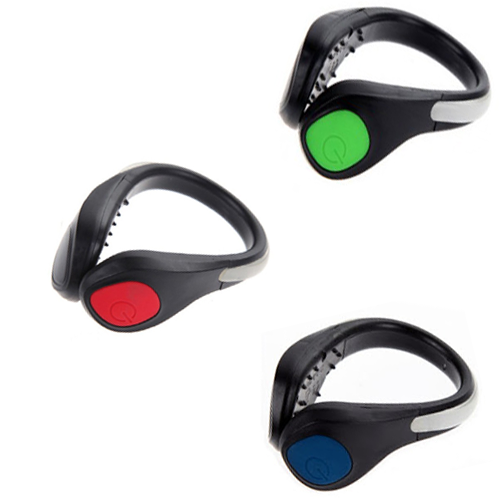 Светодиодная LED клипса для обуви, 1 шт