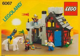6067 Лего Средневековая гостиница