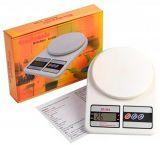 Электронные кухонные весы SF-400, упаковка