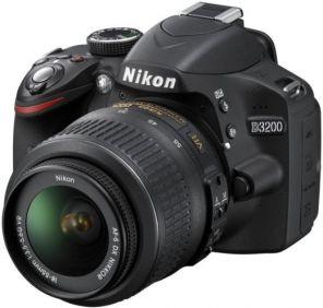 Nikon D3200 kit 18-55Mm