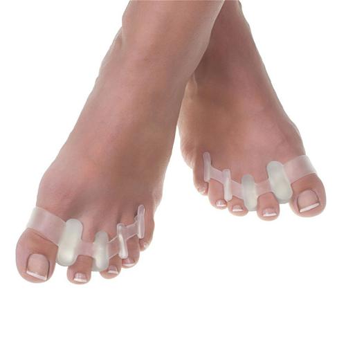 Анатомические межпальцевые разделители пальцев стопы, 2 шт