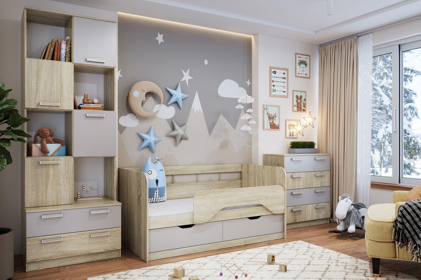 Набор мебели «Акварель» комплектация 4