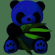 Медведь Панда 60 см