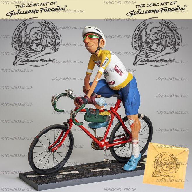 "Фигурка Велосипедист 85550 ""The Cyclist. Forchino"""