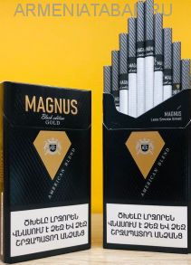 (030) Magnus black edition GOLD SS  (оригинал) АМ