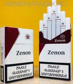 (043)Zenon red king size (оригинал) АМ