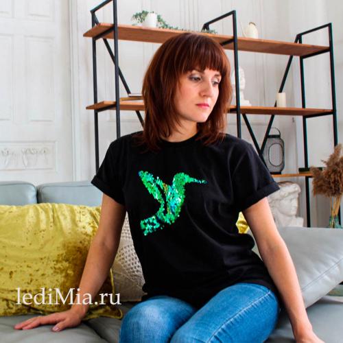 Футболка женская арт. МЛФ-75