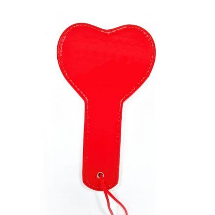 Шлепалка в виде сердца
