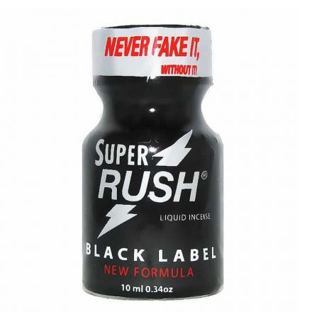 BLACK RUSH 10ML