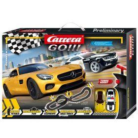Автотрек Carrera GO - Highway Action 62493