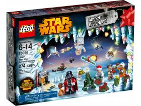 75056 Лего Новогодний календарь 2014