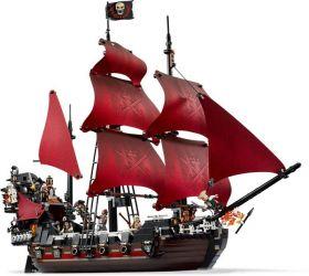 4195 Лего Корабль Месть Королевы Анны