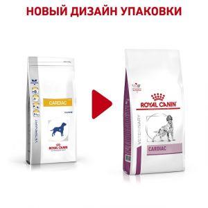 Корм для собак Royal Canin Cardiac EC26 при болезнях сердца, при заболеваниях почек 2 кг