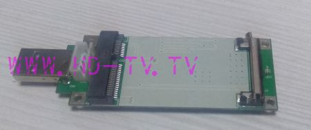 Адаптер Mini-PCI-E to USB 2