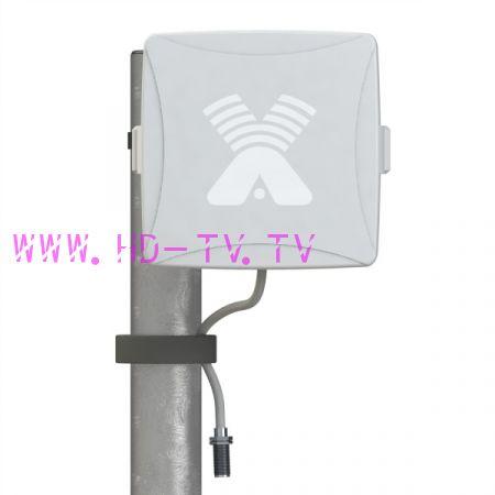Petra-9F - широкополосная панельная антенна 2G/3G/4G/WIFI (9 dBi)