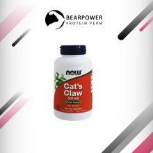 Now Cat's Claw (кошачий коготь) 500 мг 100 капсул