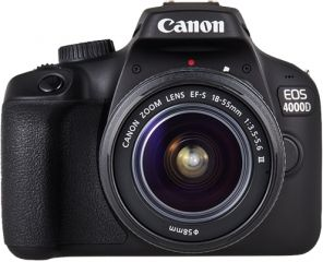 Canon EOS 4000D kit 18-mm III