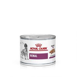 Консервы ROYAL CANIN RENAL диета для собак при почечной недостаточности 200гр