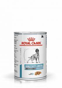 Консервы ROYAL CANIN SENSITIVITY CONTROL диета для собак при пищевой аллергии 420гр