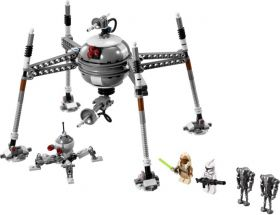 75016 Лего Дроид-паук