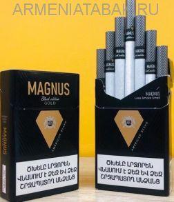 Magnus black edition GOLD KS  (оригинал)