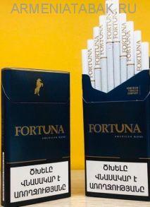 (006)Fortuna Blue SS  (оригинал) АМ