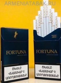 Fortuna Blue SS  (оригинал)