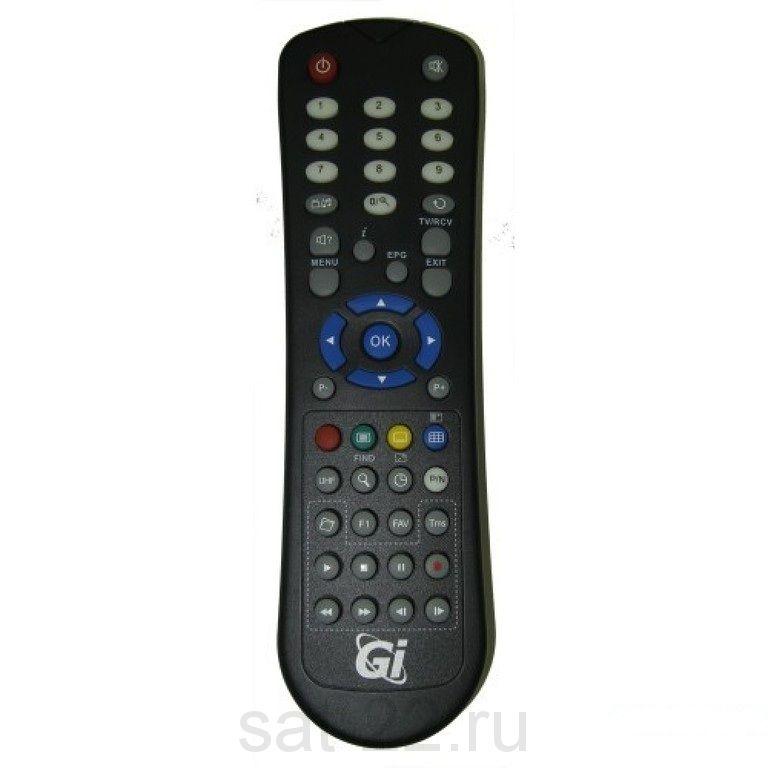 Пульт для ресивера GI HD Mini и других моделей ряда GI