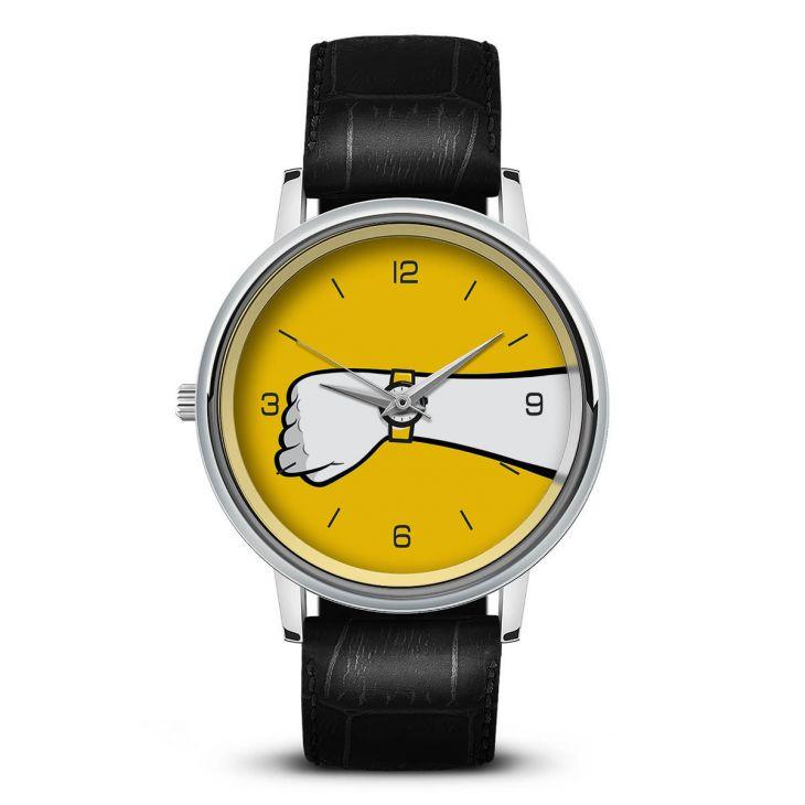 """Наручные античасы """"часы на руке"""" anticlock-w11-3"""