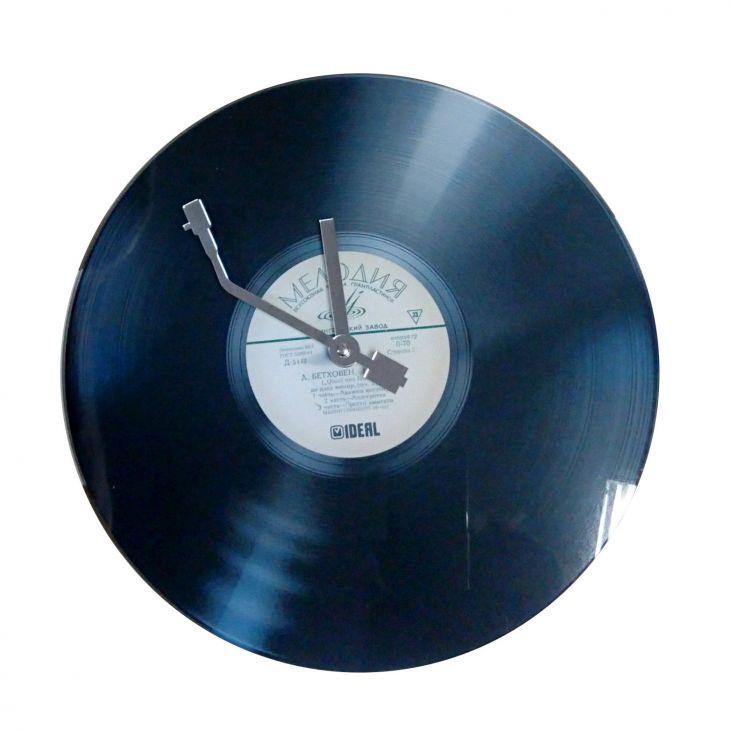 """Настенные часы """"vinyl-record"""""""