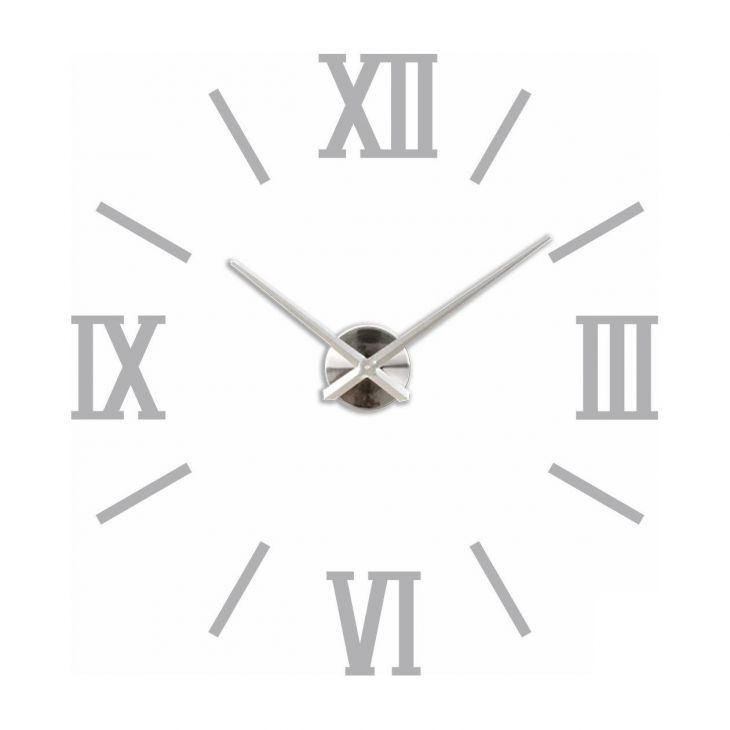 Большие 3D часы Diy-3d-clock-5s 70-110 см