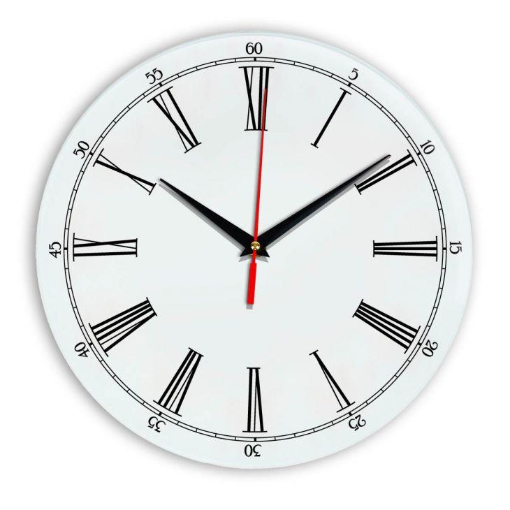 Настенные часы Ideal 921 белые