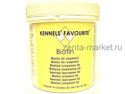 Kennels` Favourite Biotin Биотин (витамин красоты)