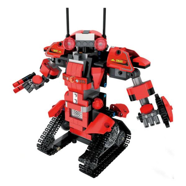 Конструктор Mould King 13001 Красный радиоуправляемый робот