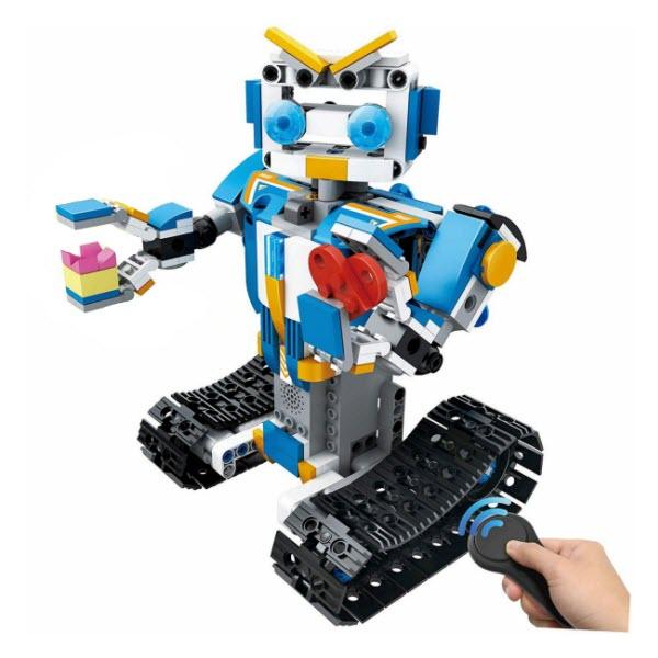 Конструктор Mould King 13004 Гусеничный радиоуправляемый робот