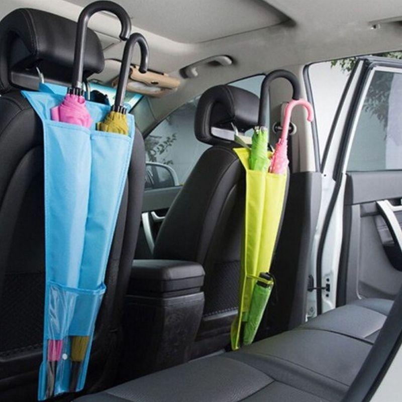 iizw Автомобильный органайзер зонтов с креплением на спинку переднего сидения UMBRELLA STORAGE. Новый, Гарантия, Доставка