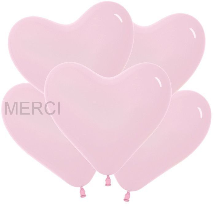 СЕРДЦЕ розовый