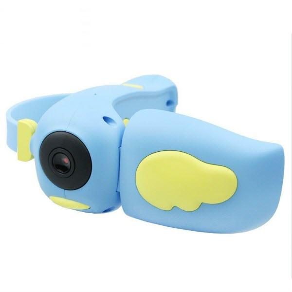 Детская видеокамера Kids Camera. Цвет: Голубой