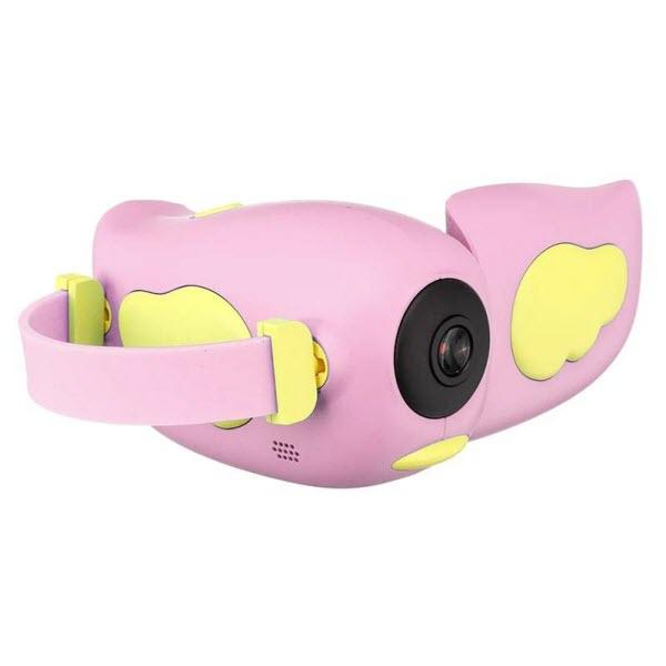 Детская видеокамера Kids Camera. Цвет: Розовый