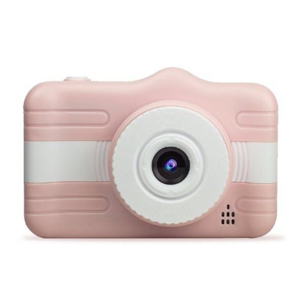 Детский цифровой фотоаппарат Cartoon Digital Camera. Цвет: Розовый