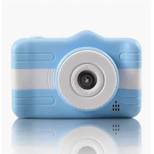 Детский цифровой фотоаппарат Cartoon Digital Camera. Цвет: Голубой