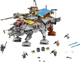 75157 Лего Вездеход AT-TE капитана Рекса