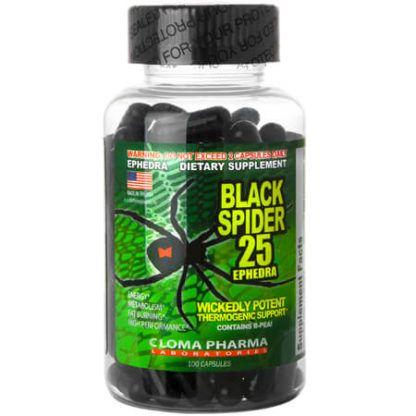 Black Spider 25mg Eph(Cloma Pharma)