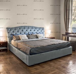 Кровать Кайла б/о
